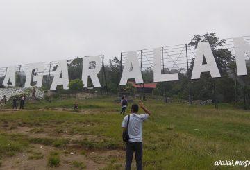 Menyapa Kota Pagaralam