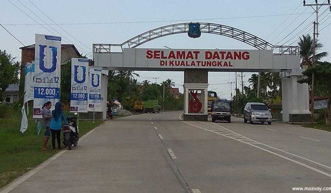 Kuala Tungkal: Cerita Yang Telah Usai