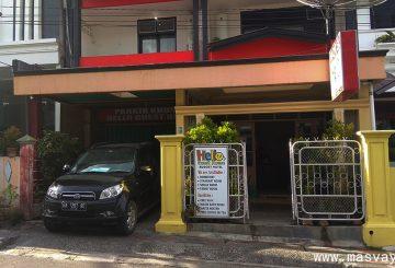Menginap di Hello Guest House Bukittinggi