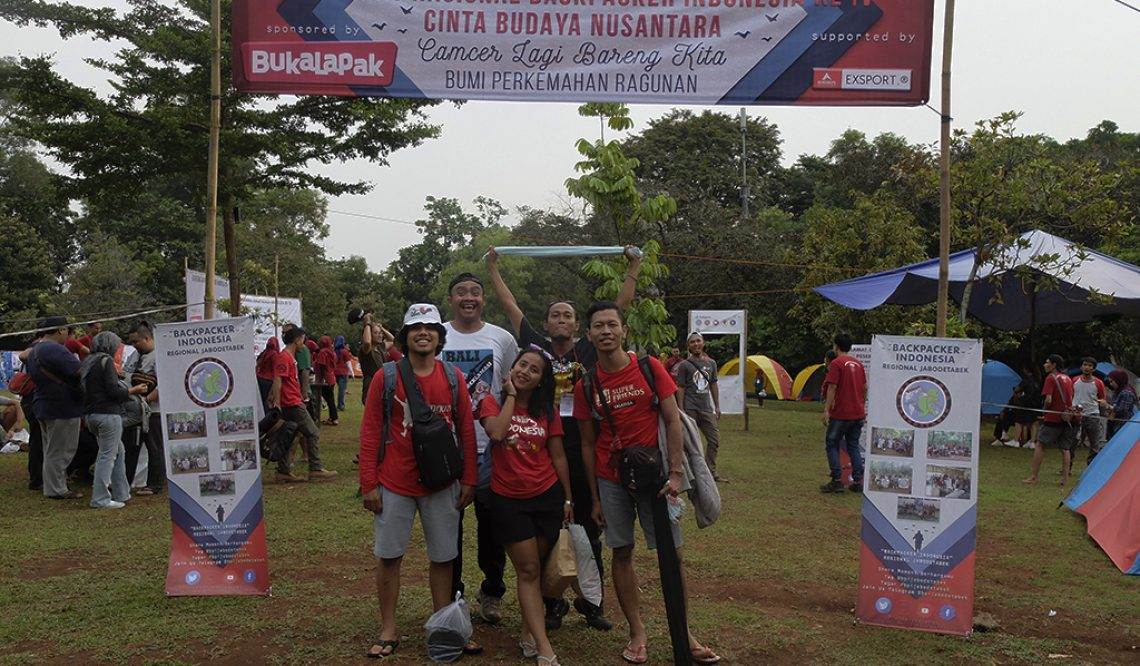 Cerita Gathnas 4 Backpacker Indonesia