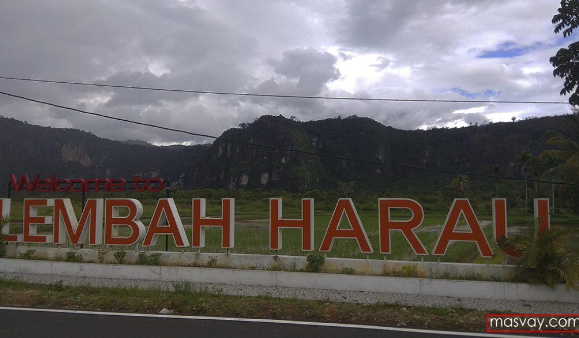 Lembah Harau, Semoga Aku Bisa Kembali
