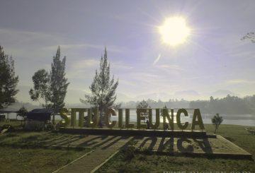 Situ Cileunca: Tempat Menikmati Pagi di Pangalengan