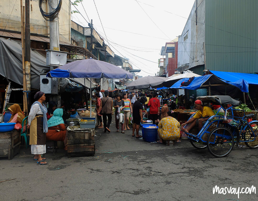 Pasar Gang Baru